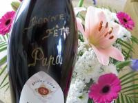 La fête des pères approche ! Dites-lui avec des vins !  JULIENAS bien sûr ......JULIENAS pour tous les Papas !