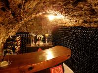 Caveau de dégustation du Domaine Daniel Voluet à Juliénas