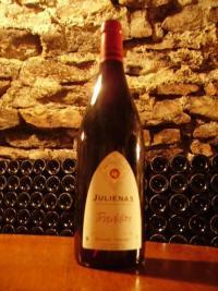 Envie d'un vin frais et fruité, un gamay de belle classe  ? Le JULIENAS